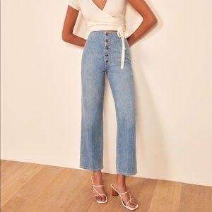 Bobbie Bristol reformation jeans